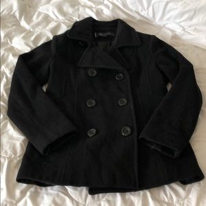 Anne Klein wool peacoat. Size small.